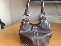 £15 Brown handbag