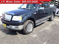 2006 Lincoln Mark LT LT, Crew Cab, Automatic, Leather Seats, Sun
