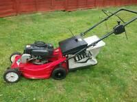 Petrol lawnmower fully working