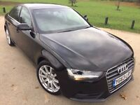 Audi A4 2.0 TDI SE Technik Saloon 4dr Diesel Multitronic (127 g/km, 148 bhp) FULL SERVICE HISTORY