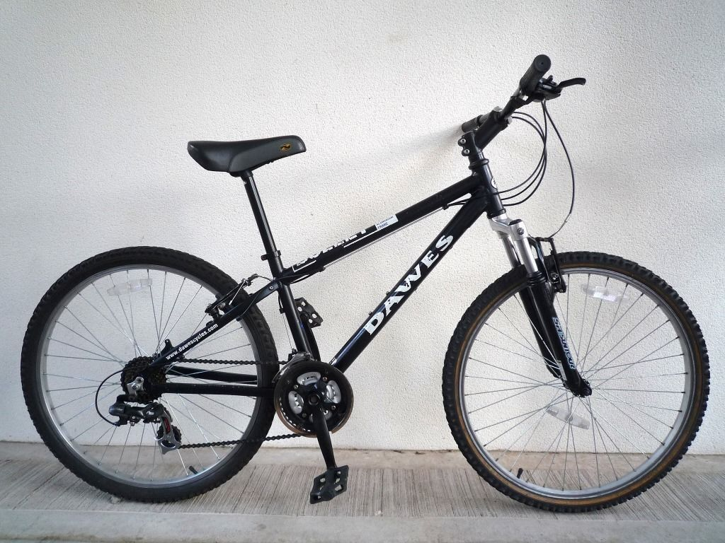 907) 26 inch LIGHTWEIGHT Aluminium DAWES BULLET YOUTH/ADULT MOUNTAIN ...