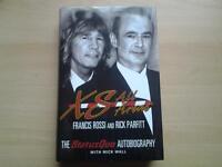 "Hardback Book, STATUS QUO "" XS ALL AREAS""."