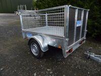 dalekane 6 x 4 fully welded trailer ,fully legal. for garden lawnmower quad ,not iforwilliams