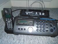 Panasonic KX-FC225 - Telephone/Fax Machine