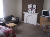 Ensuite Fully furnished Studio Apartment close to city centre, tv, Internet, £400pcm