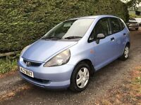 Good condition late 2004 Honda Jazz 1.3 S 5DR, trade in considered, credit cards accepted.