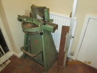 Picture framing equipment. Morso Mitre cutter and Minigraf 3 underpinner. Bargain at £375 to clear.