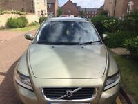 Volvo V50 1.8 S 5dr with LPG. + 4 winter tyres