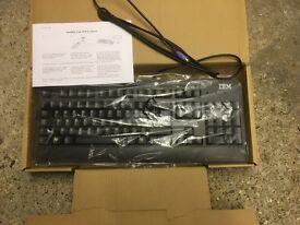 IBM Keyboard unused