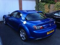 mazda rx8 for sale , spares or project