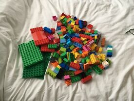 Lots of Lego Duplo
