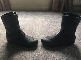 TCX Goretex Motorbike boots - Size 9