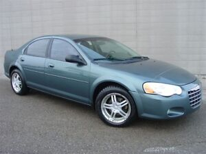2006 Chrysler Sebring Touring. WOW! Only 135000 Km! Loaded! Auto