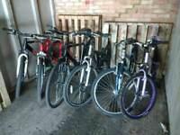Cheap bikes, adults, children's...