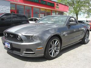 2014 Ford Mustang GT Convertible *Roll Bar / Leather* *Super Cle