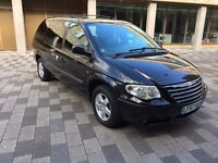 LHD CHRYSLER VOYAGER 7 SEATER, AUTOMATIC, EUROPEAN CAR.