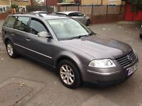 Volkswagen Passat Highline 2005 1.9 Diesel 2 former keepers Leather seats