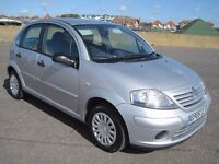 2005 CITROEN C3 1 OWNER FULL HISOTYR 80,000 MILES