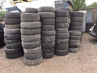 Part Worn Tyres WHOLESALE BEST QUALITY All Brands Sizes Nationwide Delivery