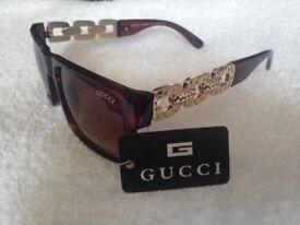 Gucci Sunglasses Brown