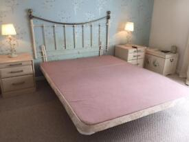 King size Craftmatic Bed