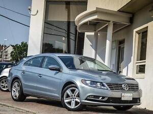 2013 Volkswagen CC Sportline 2.0T 6sp
