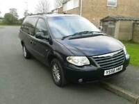 2006 Chrysler grand voyager crdi