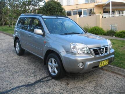 Nissan X-trail TI 2002 T30 (4x4) Automatic 4 Speed Wagon Willoughby Willoughby Area Preview