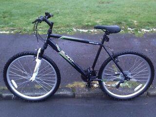Gents mountain bike apollo
