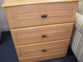 CHEST OF DRAWERS - NEW LOWER PRICE