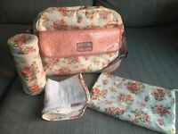 Genuine Cath Kidston changing bag
