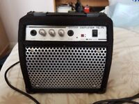 Small music amp