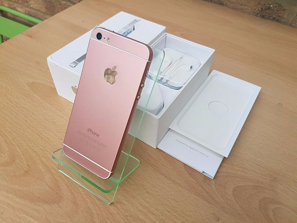 iphone 6s rosa guld 64 gb