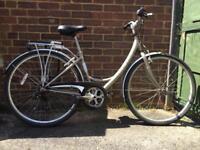 Ladies Claud butler bicycle