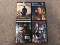 Russell Crowe films