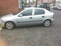BARGAIN!!!VAXHUALL ASTRA 1.6 £200 ONO OPEN TO OFFERS