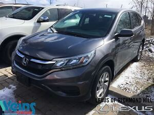 2015 Honda CR-V SE | AWD | 1 OWNER