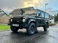 2009 Land Rover Defender 2.4 110 XS Utility