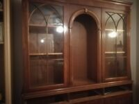 free wall unit for upcycling
