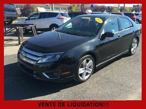 2011 Ford FUSION SPORT AWD / Groupe Electrique / A/C