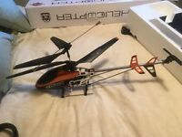 VOLITATION 9053 3 CHANNEL RADIO CONTROLLED HELICOPTER