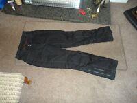 Ladies Hein Gericke motorcycle trousers