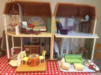 Dolls summer/beach house