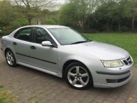 2004 Saab 9-3 2.0 Turbo Vector Automatic new 12 months mot new tyres cheap to run and insure