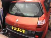 Renault scenic 1.5dci for Breaking parts £5