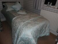 Dorma Single Quilt Cover Set