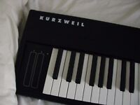 kursweil stage piano model sp88 good condition no speaker built in