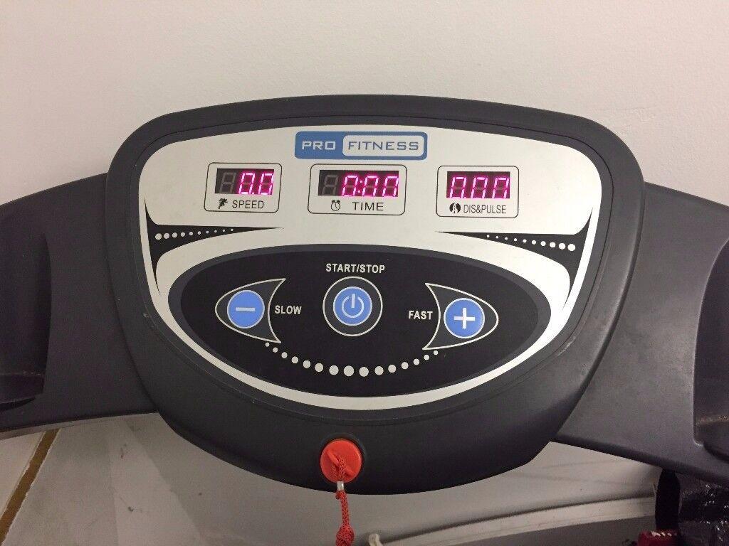 Pro Fitness Treadmill. Price negotiable