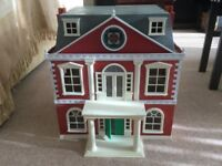 Sylvanian Families Hotel with accessories