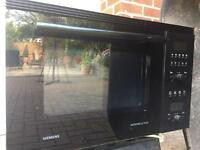 Combo micro oven